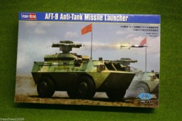 AFT- 9 Anti Tank Missile Launcher Chinese Army 1/35 Scale Hobby Boss 82488 D