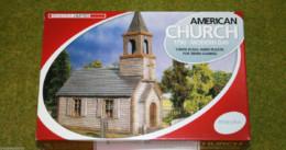 AMERICAN CHURCH 1750 – Modern Day  RENEDRA Scenery & Terrain 28mm