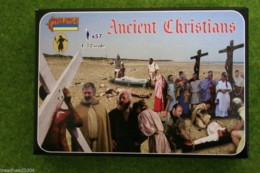 ANCIENT CHRISTIANS 1/72 Scale Strelets 130