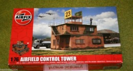 Airfix AIRFIELD CONTROL TOWER 1/76 Scale Kit 3380