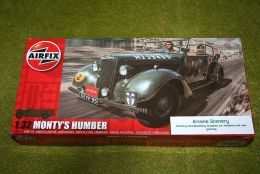 Airfix Monty's Humber Snipe Staff Car 1/32 Scale Plastic Kit A05360