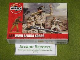 Airfix WWII Afrika Korps 1/32 Scale hard Plastic 2708