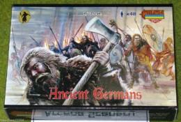 Ancient Germans 1/72 Scale Strelets miniset M035