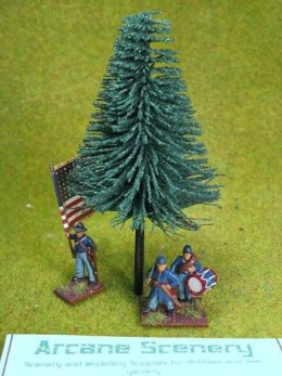 Arcane Scenery Large Fir Tree