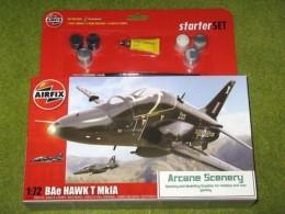 BAe HAWK T Mk1A 1/72  Airfix Starter set