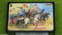 BRETON Knights 1/72 Scale Strelets mini set 0086