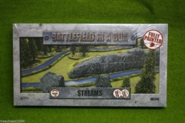 Battlefield in a Box STREAMS painted tabletop terrain 15mm to 28mm BB560