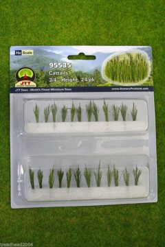 CATTAILS  JTT TREE HO/OO Scale LS95535