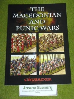 CRUSADER Macedonian & Punic Wars rules supplement