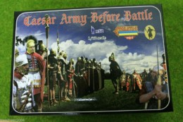 Caesars Army before battle 1/72 Scale Strelets miniset M088