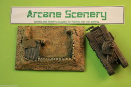 Conflix Desert/Tropical Ammo Stash 20mm 25mm  Terrain 6505