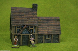 Conflix MONEY LENDERS HOUSE 28mm Scenery & Terrain CX6811