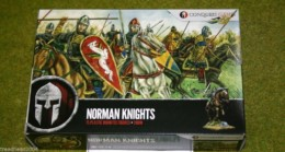 Conquest Games NORMAN KNIGHTS 28mm Plastic