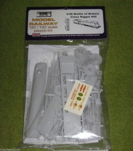 Dapol BIGGIN HILL CLASS LOCO 1/76 Scale Kit 00/HO C48