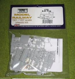 Dapol BR PUG 1/76 Scale scenery Kit 00/HO C26