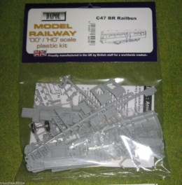 Dapol BR RAILBUS 1/76 Scale scenery Kit 00/HO C47