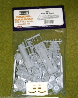 Dapol CITY OF TRURO 1/76 Scale scenery Kit 00/HO C61