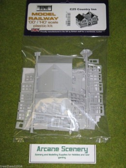Dapol COUNTRY INN 1/76 Scale scenery Kit 00/HO C25