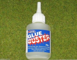 Deluxe GLUE BUSTER super glue solvent 28gms bottle