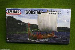 Emhar VIKING LONGSHIP 'GOKSTAD'. 1/72 kit 9001