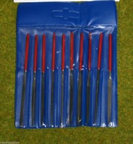 Expo Tools 10 PIECE NEEDLE FILE SET 72510