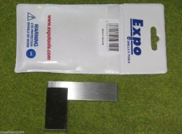 "Expo Tools 3"" STAINLESS STEEL SQUARE 78216"