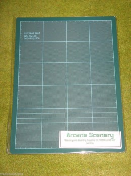 Expo Tools A4 CUTTING MAT  71204