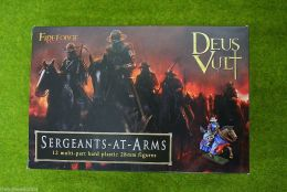FireForge Games SERGEANTS-At-Arms 28mm Plastic set
