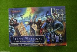 FireForge Games STEPPE WARRIORS 28mm Plastic set