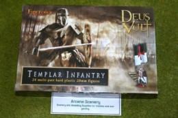FireForge Games TEMPLAR INFANTRY 28mm Plastic set