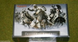 FireForge Games TEUTONIC KNIGHTS 28mm Plastic set