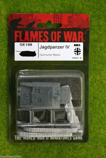 Flames of War GERMAN Jagdpanzer IV 15mm GE108