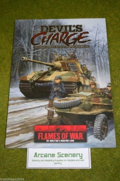 Flames of war Supplement – DEVILS CHARGE German Offensive, Battle of the Bulge