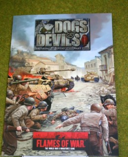 Flames of war Supplement – DOGS & DEVILS Breakout at Anzio 1944 D