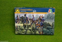 French Artillery 1/72 Italeri Napoleonic Wargames 6018