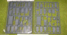 GRAVEYARD GRAVE STONES RENEDRA Scenery & Terrain 28mm