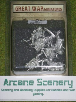 GREAT WAR MINIATURES British Infantry Marching B20 28mm