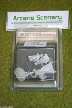 GREAT WAR MINIATURES British LEACH TRENCH CATAPULT B125 BEF 1914