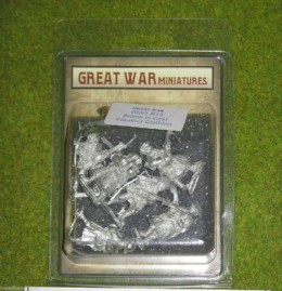 GREAT WAR MINIATURES British in Cold Weather 1918 28mm B10
