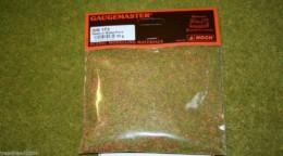 Gaugemaster MEADOW GRASS FLOCK or STATIC GRASS /Hairy Grass 30gms bag GM173