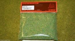 Gaugemaster MEADOW GREEN Scatter or Modelling Flock 50gms bag GM101