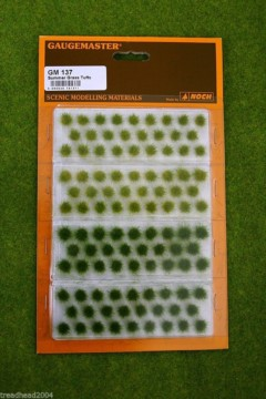 Gaugemaster SUMMER GRASS TUFTS GM137