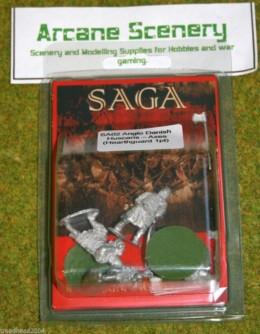 SA02 ANGLO-DANISH HUSCARLS w. AXES Gripping Beast Saga 28mm