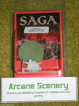 SA01a ANGLO DANISH WARLORD Gripping Beast Saga 28mm