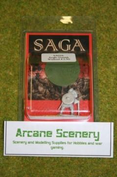 SA01b ANGLO DANISH WARLORD Gripping Beast Saga 28mm
