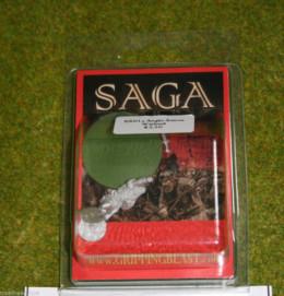 Gripping Beast Saga ANGLO SAXON WARLORD SX01a 28mm Metal Figure