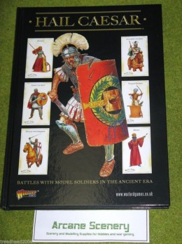 HAIL CAESAR rules for Wargames from WARLORD games