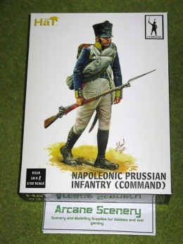 HaT PRUSSIAN INFANTRY COMMAND 1/32 SCALE 9319