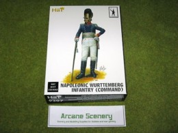 HaT WURTTEMBERG INFANTRY COMMAND 1/32 SCALE 9307
