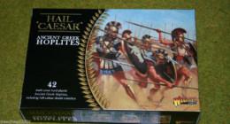Hail Caesar ANCIENT GREEK HOPLITES Warlord Games 28mm set